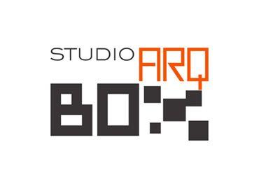 Criação de marca STUDIO ARQBOX
