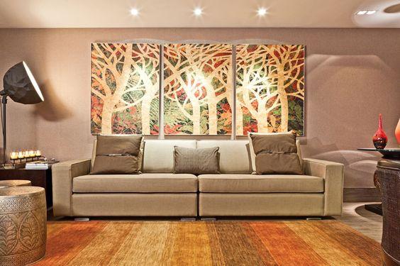 Projeto de interiores Fatima Alvim