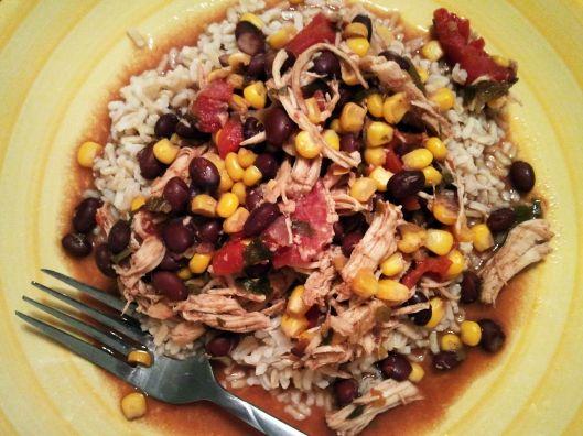 Crock Pot Recipe | Santa Fe Chicken, Crock Pot and Crock pot recipes