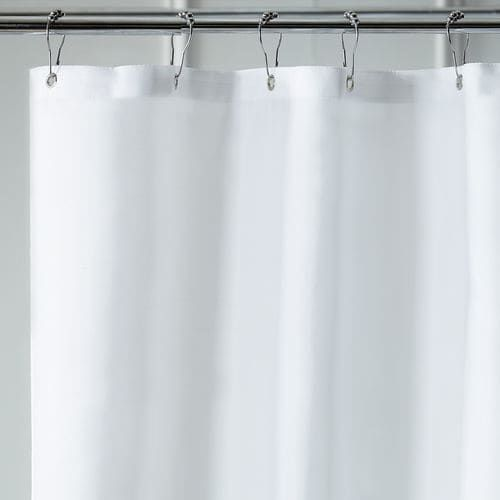 Polyester Shower Curtain Liner With Images Shower Curtain