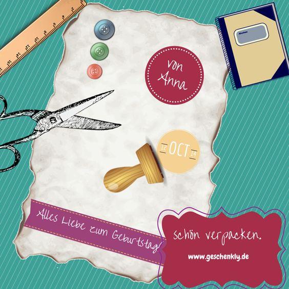 Sie haben keine Lust mehr auf glitzernde Geschenkverpackungen? Im Handumdrehen haben Sie Ihre eigenen Geschenke liebevoll verpackt! Hier zeigen wir Ihnen, wie Sie ein kleines Notizbuch verpacken können!