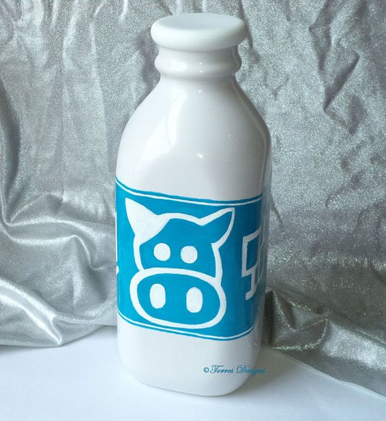 Water Bottle Zelda: Lon Lon Ranch Milk Bottle Legend Of Zelda Ocarina Of Time