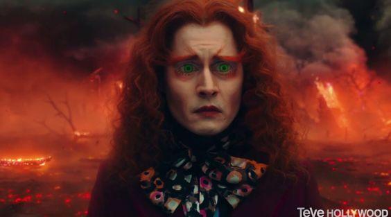 Alice Through the Looking Glass Trailer Oficial en Español