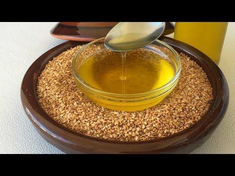 تحضير زيت السمسم الأصلي 100 يغذي البشرة ويرطبها ويفتحها تكثيف وتطويل الشعر ويكافح السرطان Youtube Sesame Oil Oils Food