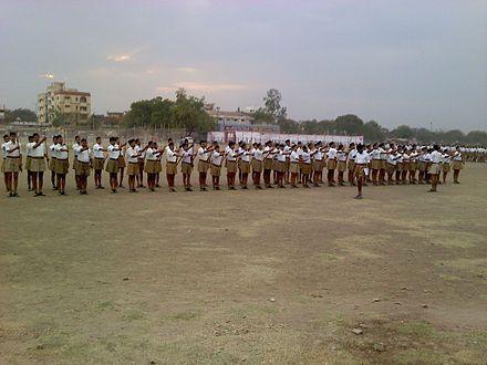 Rashtriya Swayamsevak Sangh — Wikipédia