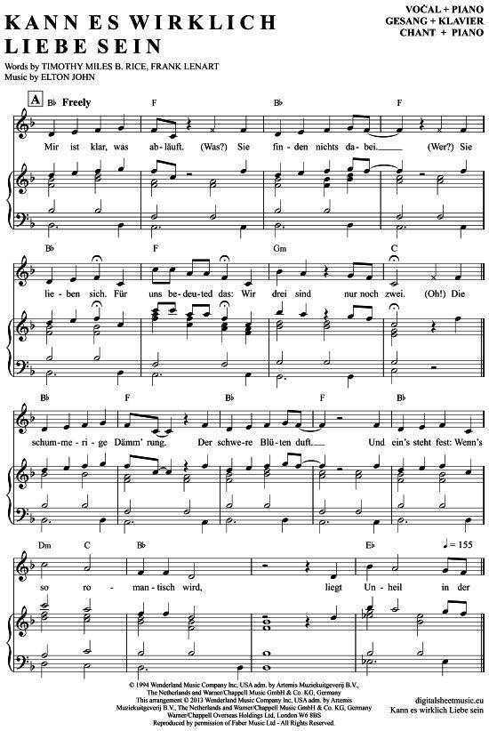 musical noten kostenlos