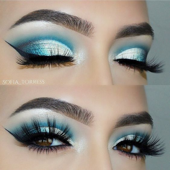 افخم واروع مكياج عيون للمناسبات والحفلات 2019 Amazing And Beautiful Eye Makeup Ideas Nel 2021 Trucco Perfetto Trucco Serale Trucco Occhi