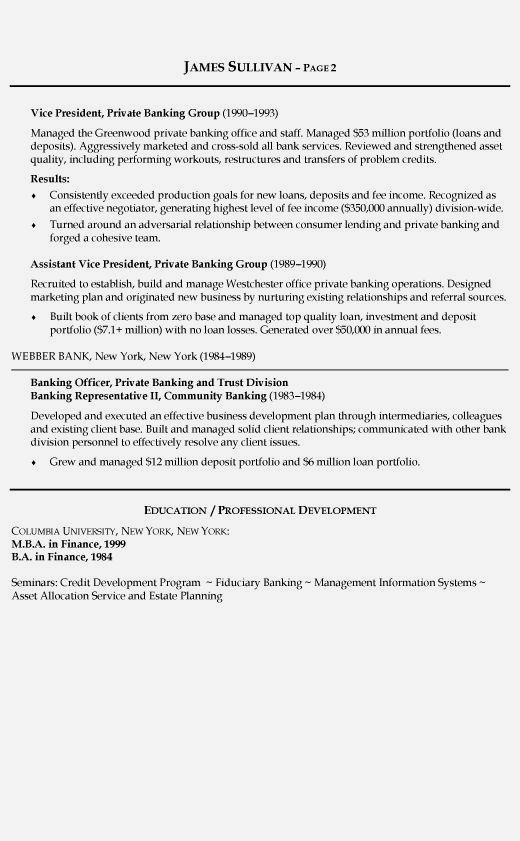 Bank Teller Resume Sample Monster Com Top Banking Resume Templates Samples Resume Examples Banking B Resume Examples Bank Teller Resume Job Resume Samples