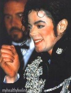 michael jackson vitiligo pic