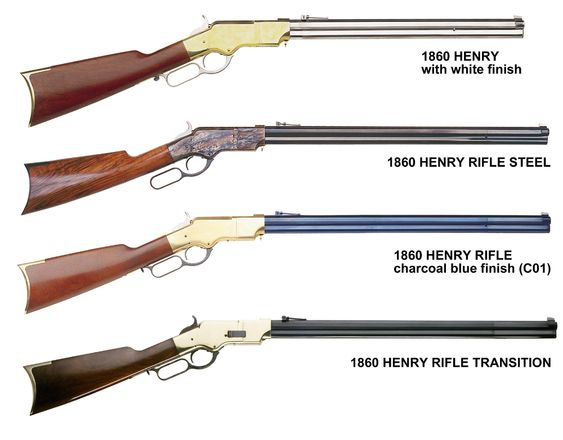 henry rifles custom serial number