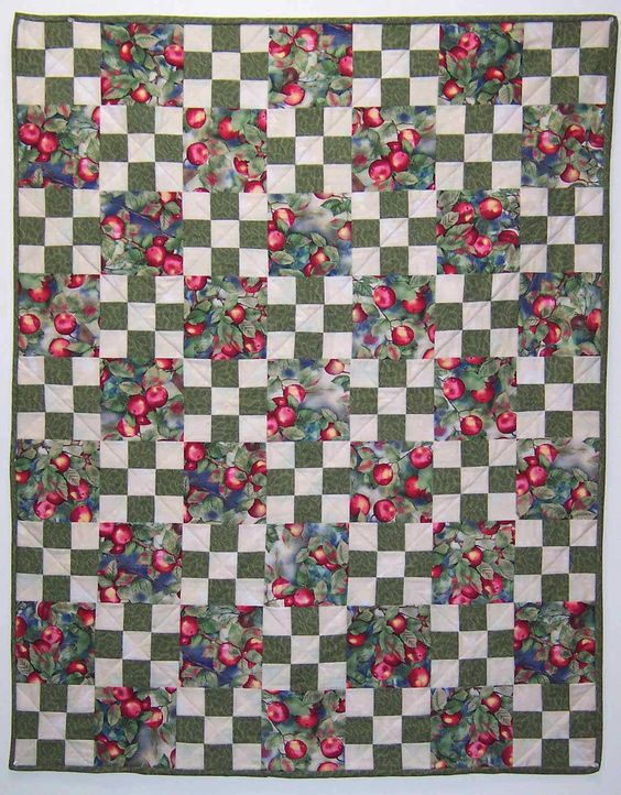 Patterns, Easy quilts and Block patterns on Pinterest