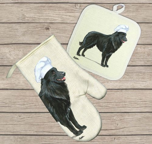 Hot Paws Oven Mitts And Pot Holders Dog Gifts Dog Lover Gifts