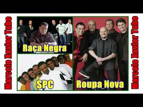 Raca Negra Spc Roupa Nova So Sucessos Pra Recordar Youtube
