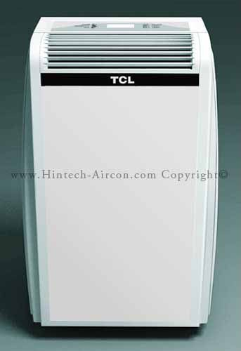 TCL Portable AirConditioner 12CPA/VW (12000BTU)  TCL Portable AirConditioner is an Italian design and technology for Asian market by TCL and the world's pioneer of portable air conditioner -- Delonghi Italy