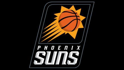The Relatively Bright Colors Phoenix Suns Sun Logo Logo Color