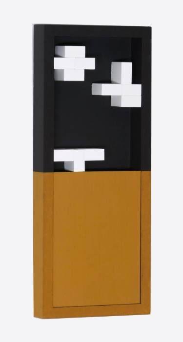 "Saatchi Art Artist Manuel Izquierdo; Sculpture, ""INTERACTIVE MOBILE 3D nº 147, position A"" #art"