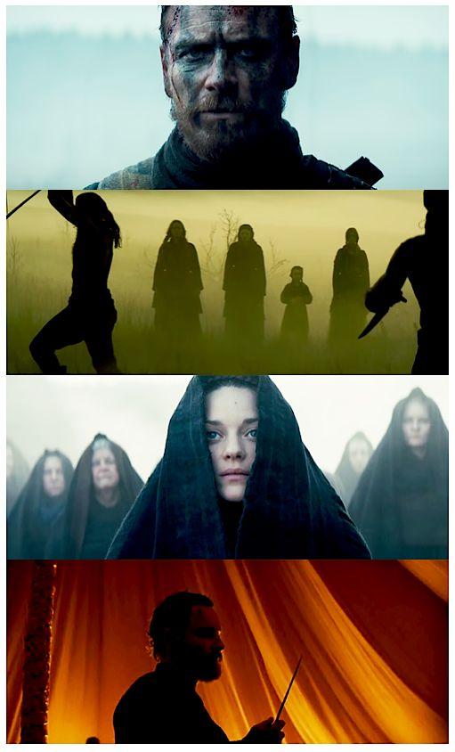"Michael Fassbender in ""Macbeth"" // fassy + shakepeare? in."