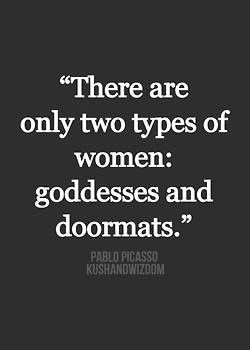 Love this as a statement. I'm a definite Goddess! (So I'm told 😜)