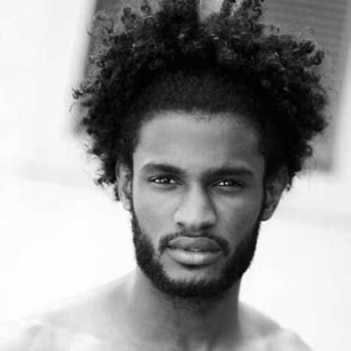 50 Coiffures Afro Pour Hommes Coiffures Hommes Monde Afro Look Afro Afrolook Coiffures Hommes Mon Coiffure Homme Coiffure Afro Cheveux Masculins