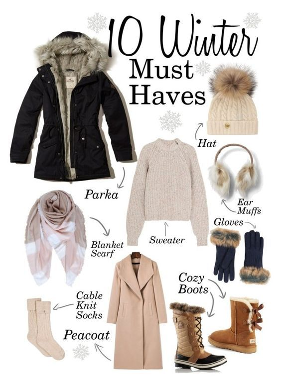 fall winter must haves
