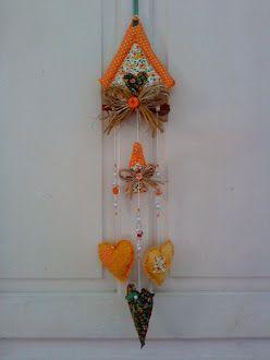 casinha de passarinho: Craft, Mobiles Hangings