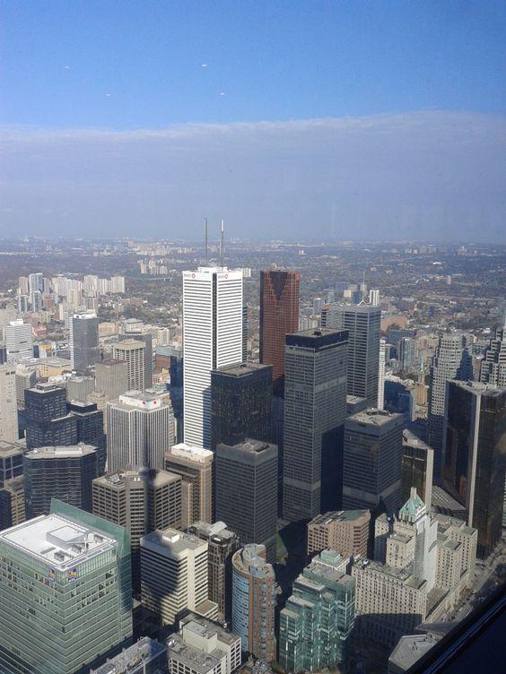 Toronto ~ CN tower