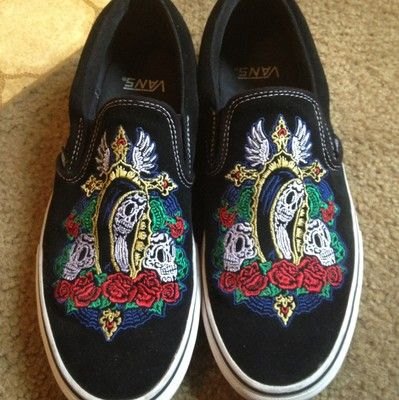 these would be on my guys feet!