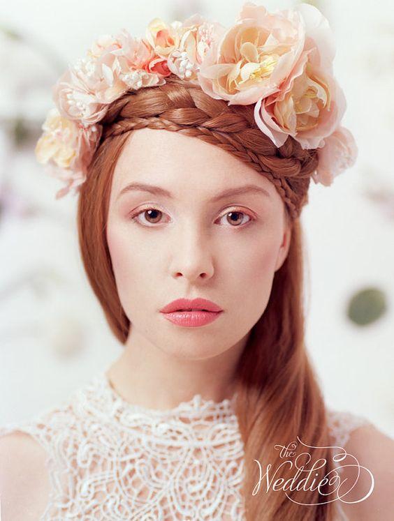 Bridal HeadpieceWedding Hair Accessories / Gorgeous by TheWeddie, €140.00