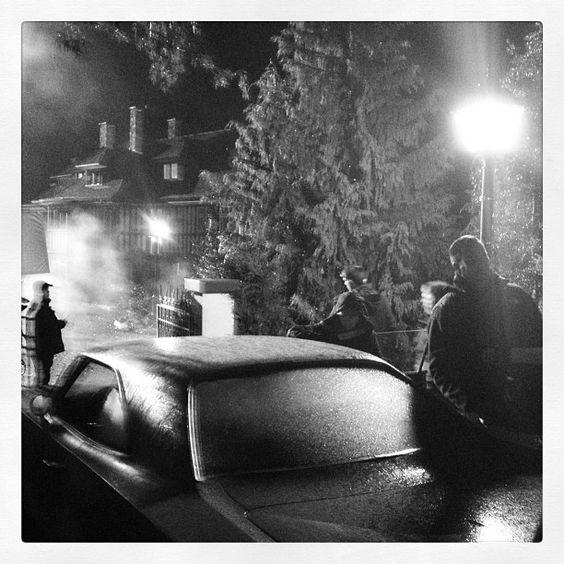 briantrose on Instagram SuperNatural night time setup.