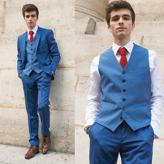 All Outfit By Devred 1902, Devred 1902 Suits