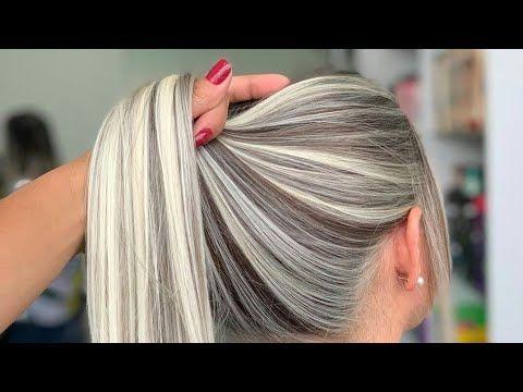 أجمل ألوان صبغات شعر 2020 صبغات شعر روووعة Youtube Popular Hair Color Long Hair Color Blonde Hair Color
