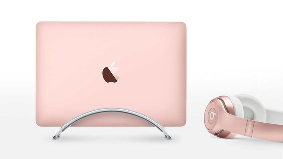 Rose Gold is the color...