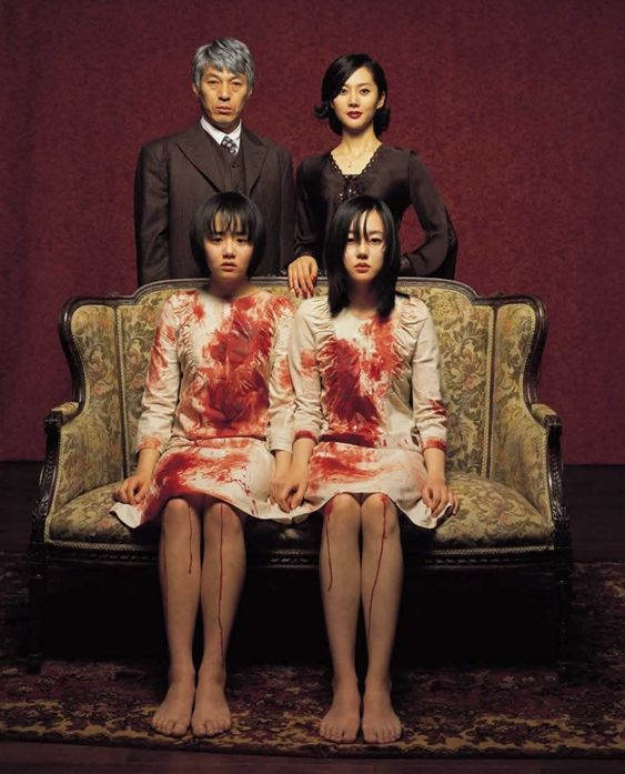 A Tale Of Two Sisters (2003)-Sisters Su-Mi (Su-jeong Lim) and Su-Yeon (Geun-yeong Mun) return to their father and stepmother's house after time away recovering from the trauma of their natural mother's death. Several ominous factors are quickly evident: one or both of the girls may have been in a mental hospital; also, there's no love lost between the girls and their stepmother; and finally, their father's house may be haunted, perhaps cursed by the bizarre event that caused the mother's…