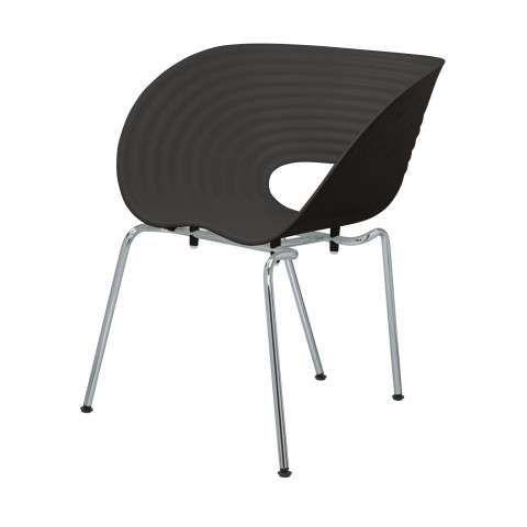 Tom Vac Stapelsessel Mit Filzgleitern Gartenstuhle Stuhle Sessel