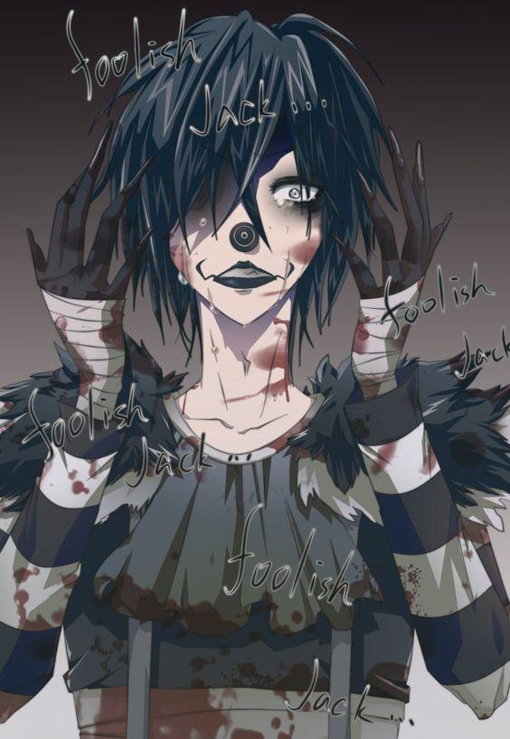 Anime Characters Laughing : Foolish jack