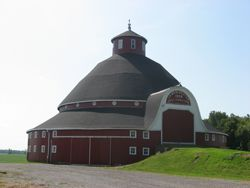 rRb= ReD rouNd BaRn