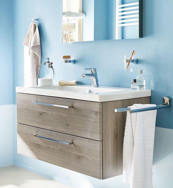 Waschtisch Unterschranke Und Sideboard Mit Inneneinteilung Aus Kunststoff Sanibel Badezimmer Inneneinrichtung