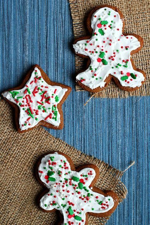 12 recettes de biscuits de Noël faciles et originaux | Recette