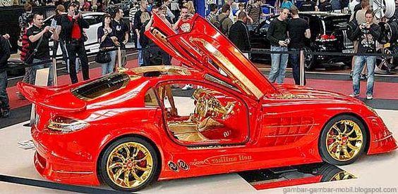 Gambar Mobil Modifikasi Terbaik Gambar Gambar Mobil Most Expensive Car Slr Mclaren Mercedes Slr