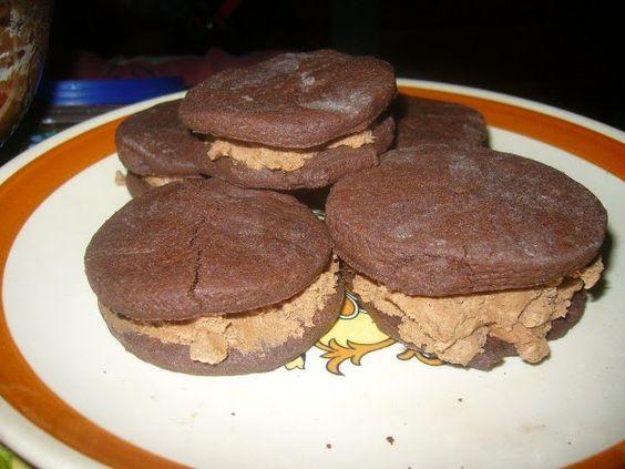 Partageons nos secrets de cuisine : Biscuits-Sandwichs au chocolat