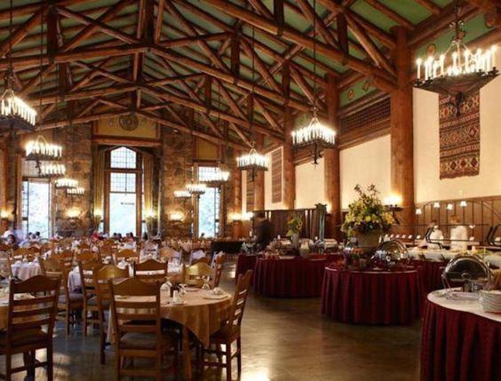 Ahwahnee Hotel Dining Room Family & Adventure Vacations  Yosemite National Park Yosemite