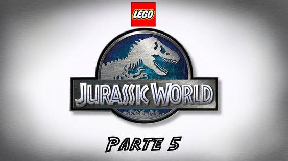Lego Jurassic World Parte 5 Isla Sorna - PC