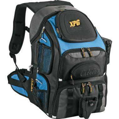 Cabela 39 s xpg deluxe angler pack at cabela 39 s fishing for Cabelas fishing backpack