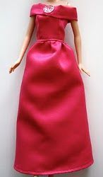 Free Barbie doll clothes patterns to sew are hard to come by. Instead of shelling out your hard earned cash, make this lovely Barbie Ball Gown. Little girls will love dressing up Barbie in this pretty gown.