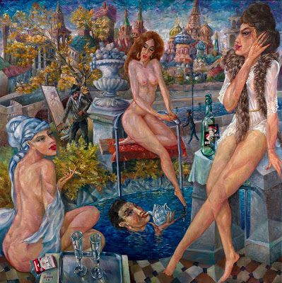 Moscow Jacuzzi