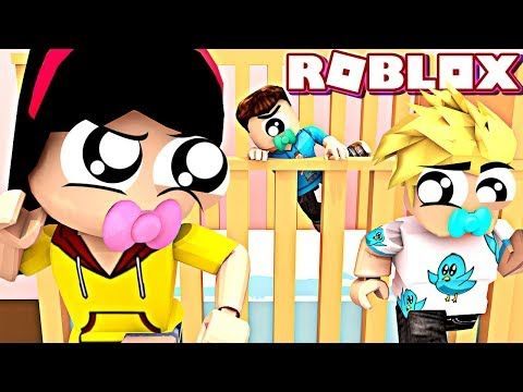 We Need Diaper Man S Help Roblox Escape Day Care Obby With Chad