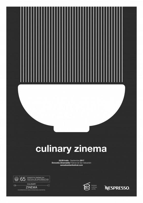 Festival SanSebastian 2017-culinary cinema: