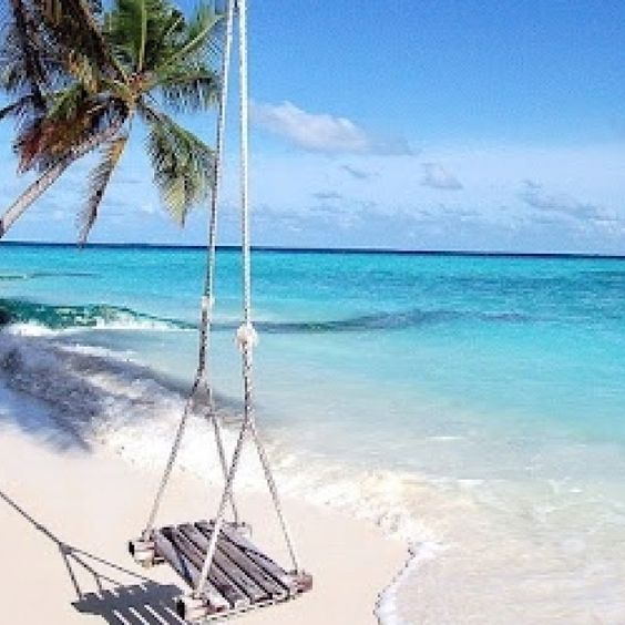 My kind of swing