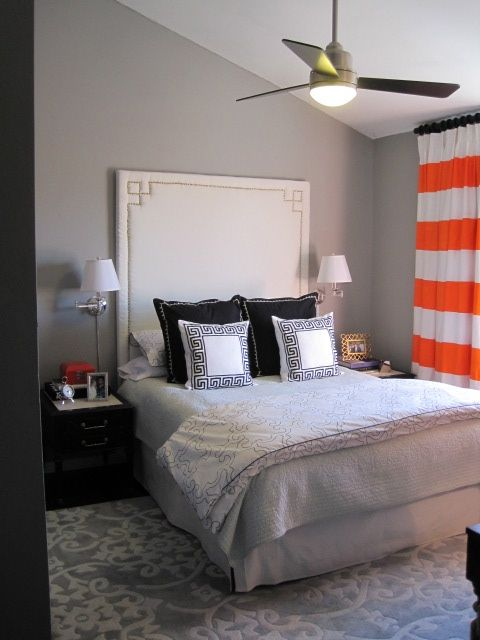 Confetti and Stripes: update: guest room