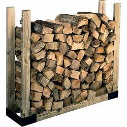 USA Made|Stoves and Accessories|Adjustable Log Rack Kit - Lehmans.com